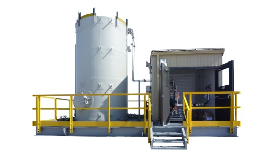 Custom System Solutions for the Oil extraction and refining Industry