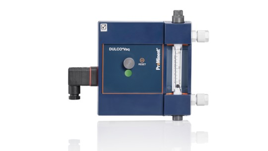 Vacuum Dosing Regulator for Chlorine Gas DULCO<sup>®</sup>Vaq