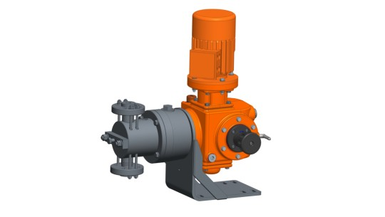 Plunger Metering Pump Orlita<sup>®</sup> Evolution 1