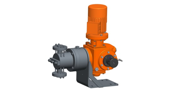 Plunger Metering Pump Orlita<sup>®</sup> Evolution