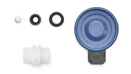 Spare Parts Kits and Spare Diaphragms for Motor-Driven Metering Pump Sigma/ 2 (Control Type)