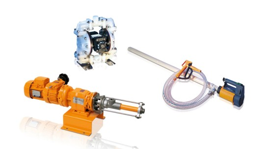 <p>Chemical Transfer Pumps</p>