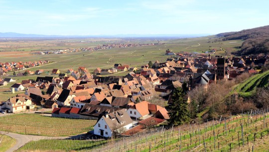 Clean and uncontaminated: cleaning potable water in Alsace