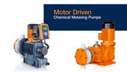 Motor Driven Chemical Metering Pumps